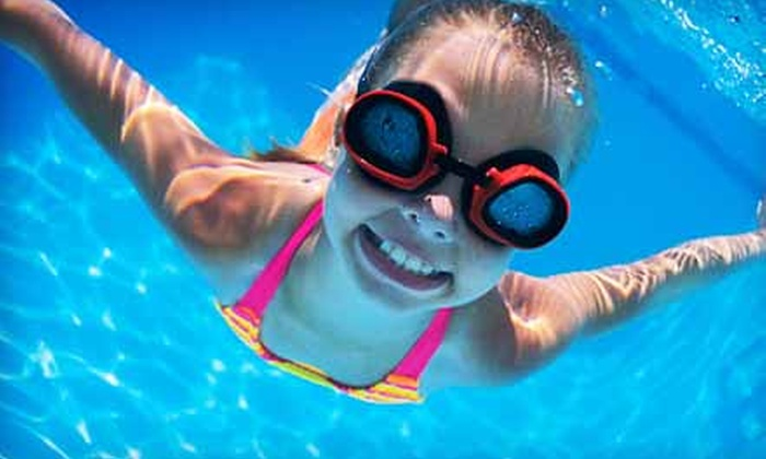 YMCA - Multiple Locations: $30 for a 10-Visit Pool Membership at YMCA ($60 Value)