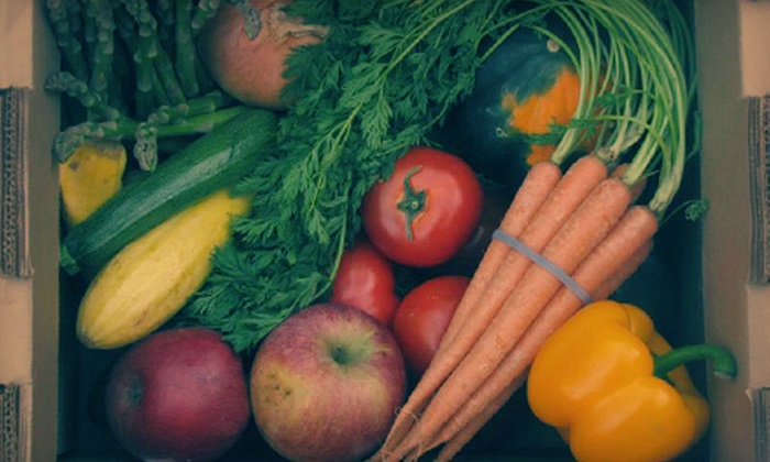 The Farm Table - Washington DC: Produce Co-op Membership and Deliveries from The Farm Table (Half Off). Three Options Available.