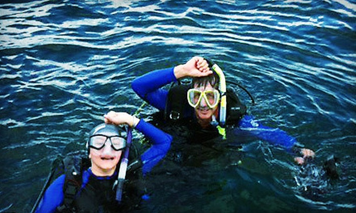 Captain Rob's Scuba Diving - Dania Beach: $199 for an Open-Water Diver Certification Course at Captain Rob's Scuba Diving in Dania ($549 Value)