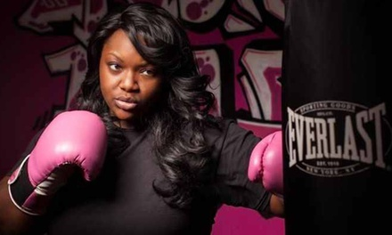 Five or Eight 90-Minute Women's Boxing Classes at Women's Elite Boxing Club (Up to 78% Off)