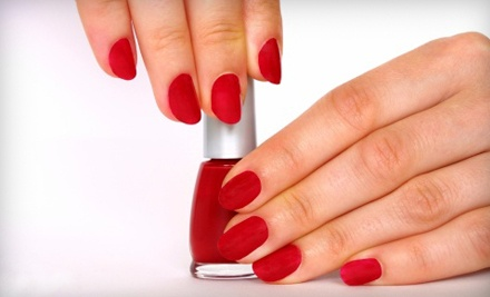 1 Shellac Manicure (a $45 value) - Nail Masters in Indianapolis