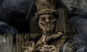 Hysteria: VIP Admission to Haunted Cornfield or Zombie Paintball for 2 or 4 to Hysteria at Connors Farm (Up to 51% Off)