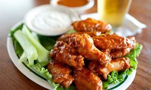 Sports Pub Fare For Dine-in Or Carry-out At Calder's Pub (up To 50% Off)