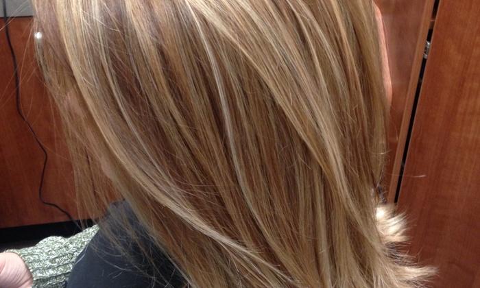 Studio Ar Leith - Mechanicsville: Haircut, Highlights, and Style from Studio Ar Leith (60% Off)
