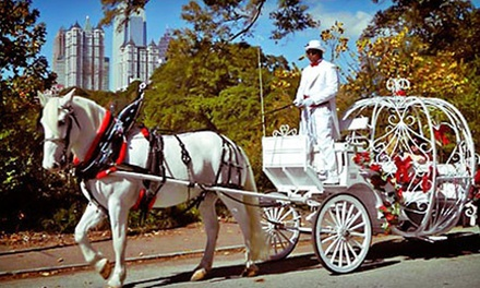 Carriage Ride for Two or Four at Piedmont Park (Up to 53% Off)