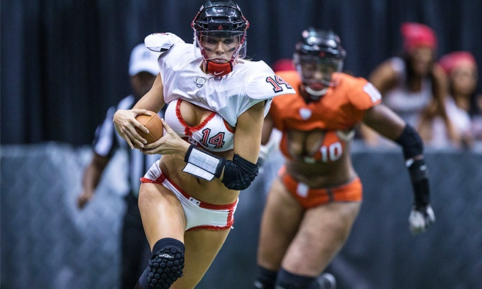 Omaha Heart vs. Atlanta Steam - Infinite Energy Center: $20 for One Ticket to an Atlanta Steam Legends Football League Game on Saturday, June 7, at 8 p.m. ($44.40 Value)