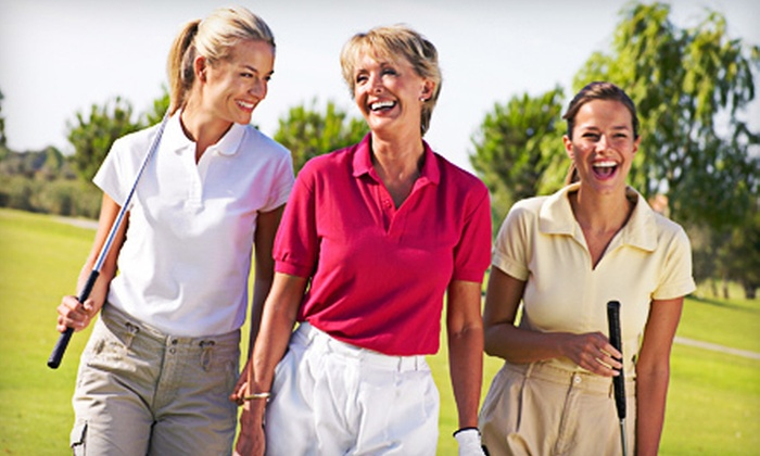 Sassy Golf - Cherry Creek: $175 for a One-Year Women's Membership Package with Lessons, a Wedge, and Gift Cards from Sassy Golf (Up to $639 Value)