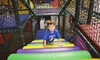 Up to 39% Off Open Play at Kid Junction