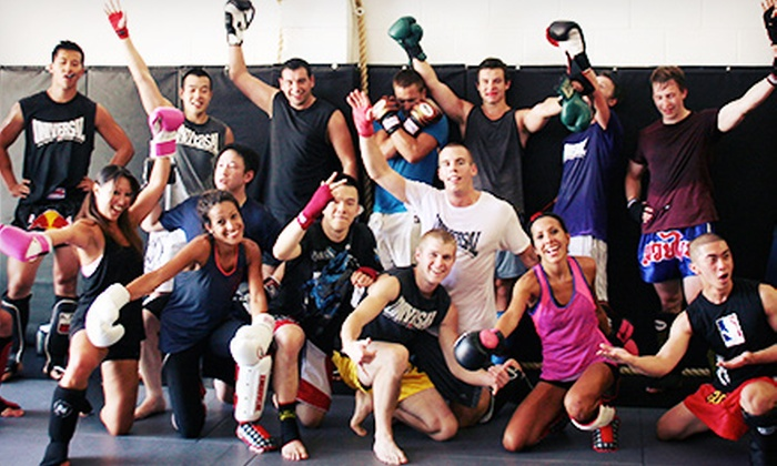 Universal MMA - Norgate: 5 or 10 Classes at Universal MMA (Up to 70% Off)