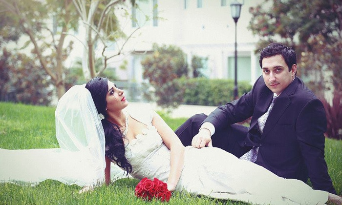 Studio Shadi Photography - San Diego: Photo Shoot Package or Wedding Day Photo Package at Studio Shadi Photography (Up to 85% Off)