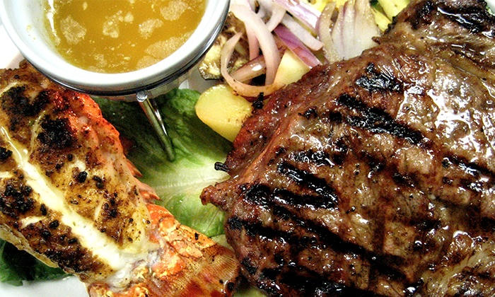 Brasas Grill - Waldorf: $29 for $50 Worth of Latin-American Steaks and Seafood at Brasas Grill