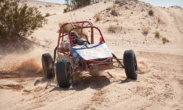 Las Vegas Desert Racing Academy - Las Vegas: $99 for an Introduction to Desert Racing in a Single-Seat Desert Racer at Las Vegas Desert Racing Academy ($199 Value)