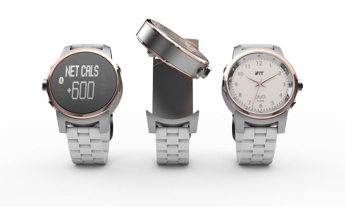 iFit Duo Reversible Smartwatch