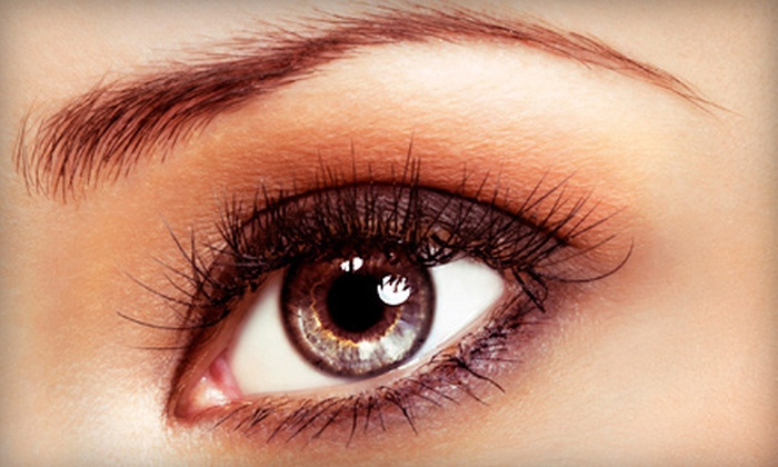 Forever Young Bodyworks - Hancock: Permanent Eyeliner on the Upper Eyelids, Lower Eyelids, or Both at Forever Young Bodyworks (Up to 61% Off)