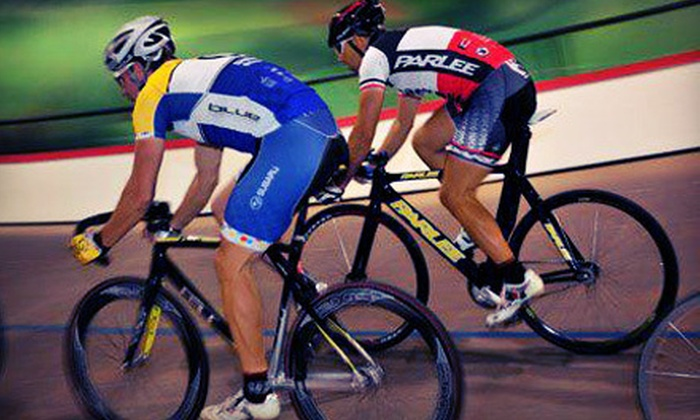 Boulder Indoor Cycling - Crossroads,Ara: $15 for a Try the Track Class with Rental Bike at Boulder Indoor Cycling ($35 Value)