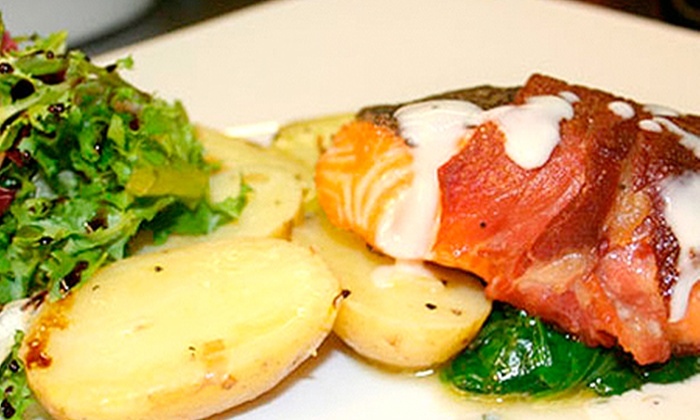 Galleria Italiana - Worcester: Two-Course Meal For Two (£16) or Four (£30) at Galleria Italiana (Up to 54% Off)