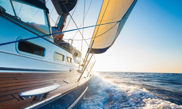 Incontri in alto mare - INCONTRI IN ALTO MARE: Uscita in barca a vela da 24,90 €