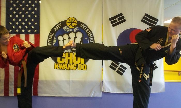 Towne Lake Choi Kwang Do - Woodstock: 10 Martial Arts Classes at Towne Lake Choi Kwang do (81% Off)