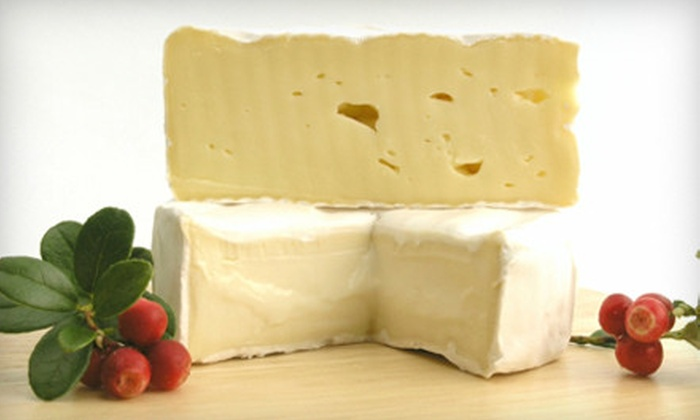 River Valley Cheese - Snoqualmie Valley: Two-Hour Brie- and Goat-Cheese-Making Class for One, Two, or Four at River Valley Cheese (Up to 66% Off)