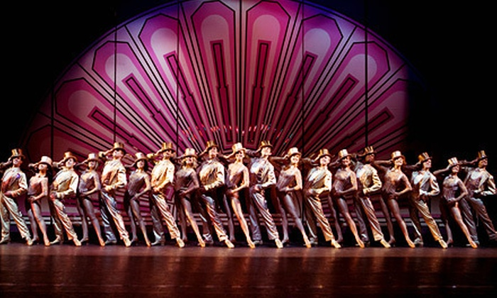 """""""A Chorus Line"""" - Abbotsford Centre: """"A Chorus Line"""" for Two or Four at Abbotsford Entertainment & Sports Centre on October 30 at 7:30 p.m. (Up to Half Off)"""
