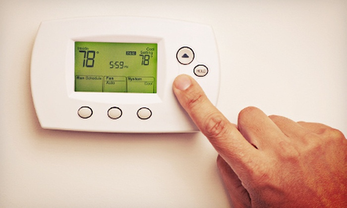TRA Air Conditioning and Heating - Southwest Carrollton: $25 for an 18-Point Air-Conditioner Tune-Up with Freon from TRA Air Conditioning and Heating ($89.90 Value)