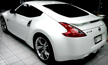 Tinting on Two Car Windows (a $90 value) - The Tint Center in Columbia