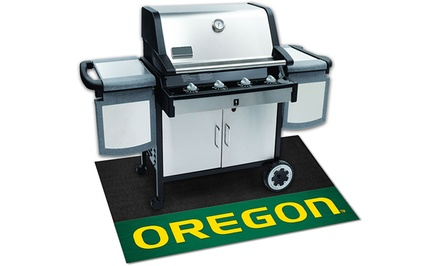 Officially Licensed NCAA Vinyl Grilling Mat