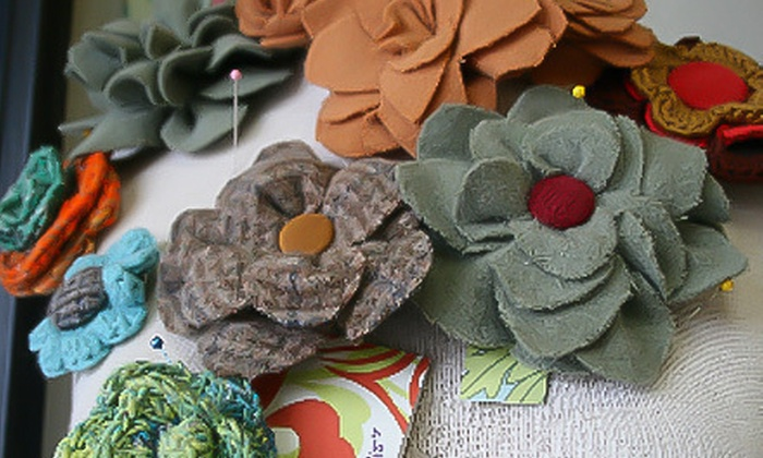 Stitch Cleveland - Lakewood: Two One-Hour Private Lessons or One Three-Hour Group Sewing Lesson at Stitch Cleveland in Lakewood (Up to 52% Off)