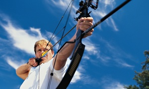 Hi-Tech Archery: $25 for an Archery Lesson for Two at Hi-Tech Archery ($50 Value)