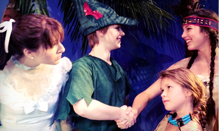 """Peter Pan"" - Olmstead Performance Arts: $12 for ""Peter Pan"" Musical for Two at Olmsted Performing Arts on August 9–18 ($26.50 Value). Eight Options Available."