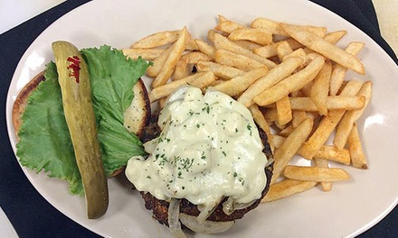Grill Fare at Highlander Pub & Grill (Up to 40% Off). Two Options Available.