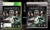 Injustice: Gods Among Us for X360 and PS3 plus $15 Groupon Bucks - Pre-launch Deal: $59.99 for Injustice: Gods Among Us and $15 in Groupon Bucks ($74.99 List Price). Free Shipping