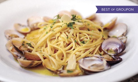 Dinner for Two at Quartina Trattoria & Vineria (Up to 46% Off). Two Options Available.