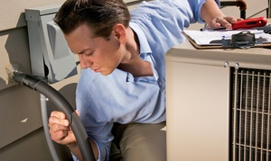 Service Plus Heating Cooling Plumbing: $39 for a Furnace-Inspection Package from Service Plus Heating and Air Conditioning ($95 Value)