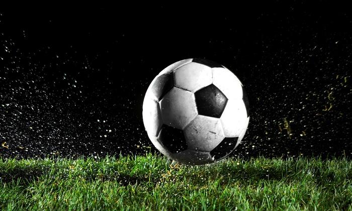 Elite Soccer Training - Multiple Locations: Private, Semiprivate, or Team Soccer-Training Sessions at Elite Soccer Training (Up to 72% Off)
