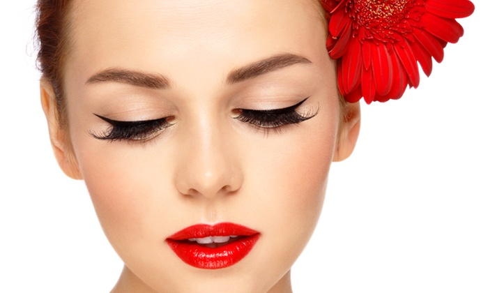 The Parlour Salon & Spa - Victoria: Full Set of Eyelash Extensions with Optional Fill at The Parlour Salon & Spa (Up to 60% Off)