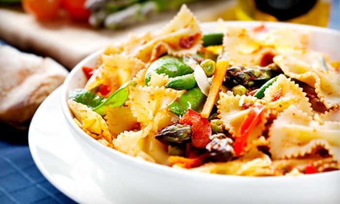 Pastabilities Kitchen & Cafe - Cranston: $12 for Four Groupons, Each Good for $6 Worth of Pasta at Pastabilities Kitchen & Cafe ($24 Total Value)