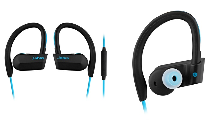 Jabra Sport Pace Bluetooth Wireless Sweat Resistant Earbuds Groupon