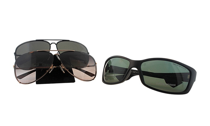 Emporio Armani Sunglasses: Emporio Armani Sunglasses. Multiple Styles Available. Free Shipping and Returns.