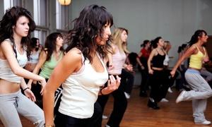 New Horizons Wellness and Fitness: 5 or 10 Zumba Classes at New Horizons Wellness and Fitness (Up to 67% Off)