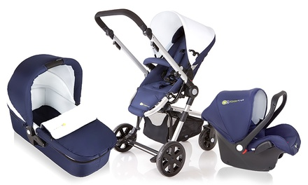 Kinderkraft 3 in 1 stroller groupon goods for Cuisine kinderkraft
