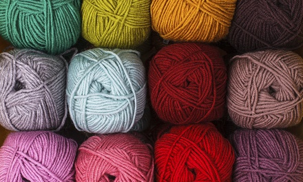 Online Knitting Course Bundle from JD Campus London (95% Off)