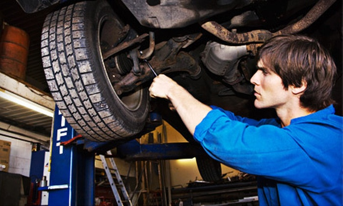 Regal Tire & Auto - North Naples: $30 for $100 Toward Tires and Installation at Regal Tire & Auto