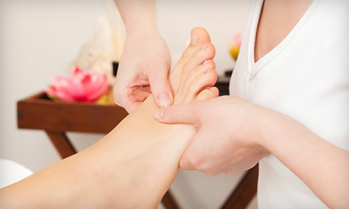 Comfort at Fingertips - Tucson: One or Three 30-Minute Reflexology Foot Massages at Comfort at Fingertips (Up to 55% Off)