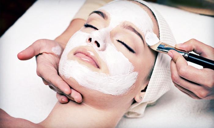 Ilka Skin Care Therapy - North Park: Organic Vegan Signature Facial or an Executive Facial with Microdermabrasion at Ilka Skin Care Therapy (69% Off)