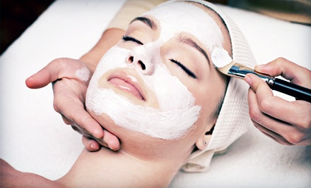 Organic Vegan Signature Facial or an Executive Facial with Microdermabrasion at Ilka Skin Care Therapy (69% Off)