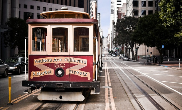 Cartwright Hotel - San Francisco: Stay at Cartwright Hotel in San Francisco, with Dates into November
