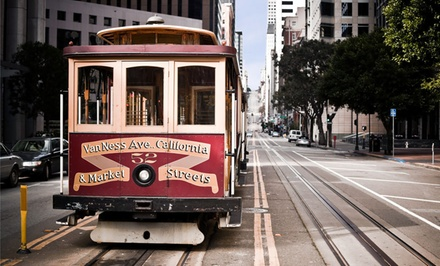 Stay at Cartwright Hotel in San Francisco, with Dates into April