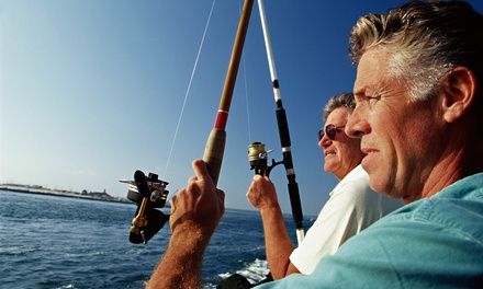 Four-Hour Fishing Trip for Two or Four from Red Bull of Key West (Up to 52% Off)