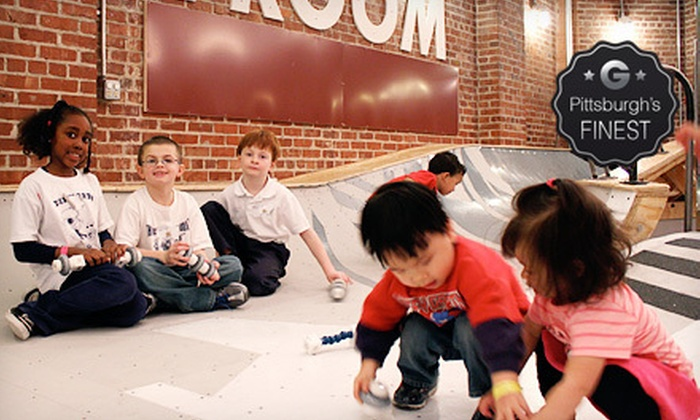 Children's Museum of Pittsburgh - Allegheny Square: $13 for a Children's Museum of Pittsburgh Visit for Two (Up to $26 Value)
